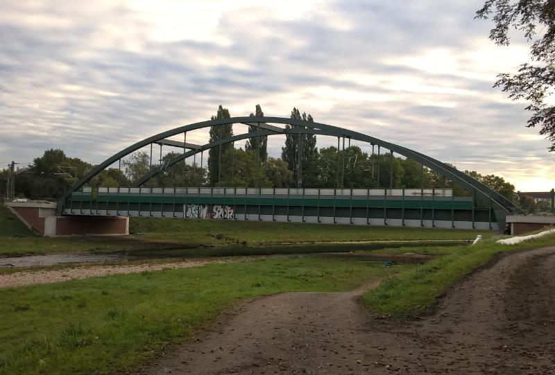 LSW Rastatt, DB-Strecke 4000, EÜ Murg