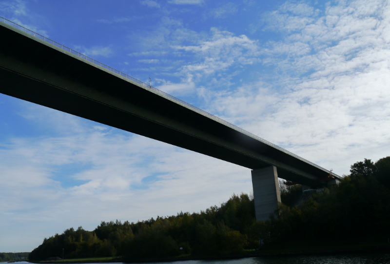 B76-NOK, Levensauer Hochbrücke
